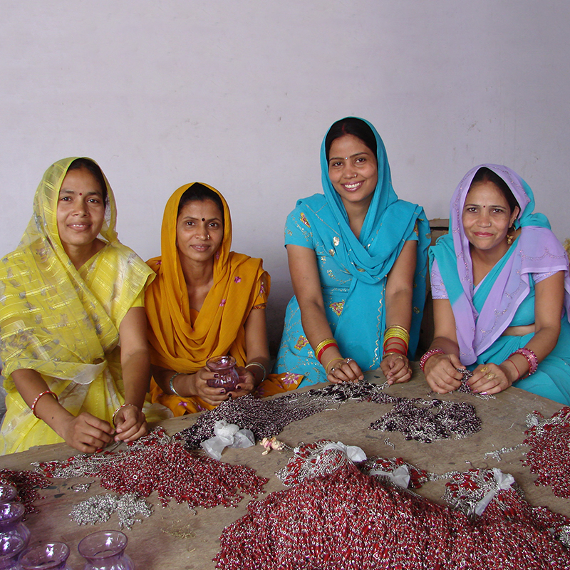Kantha Bead Artisans